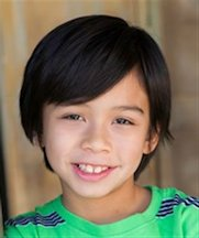 Los Angeles Model Child Modeling Agents - Aidan